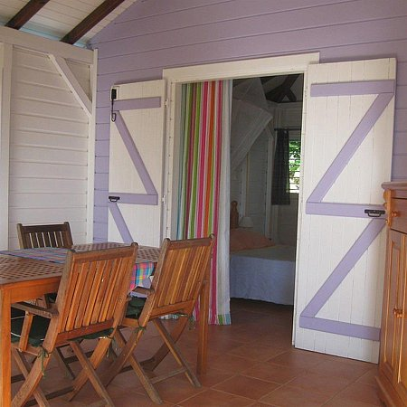 Bungalow en location Guadeloupe
